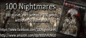 Copy of 100 Nightmares banner